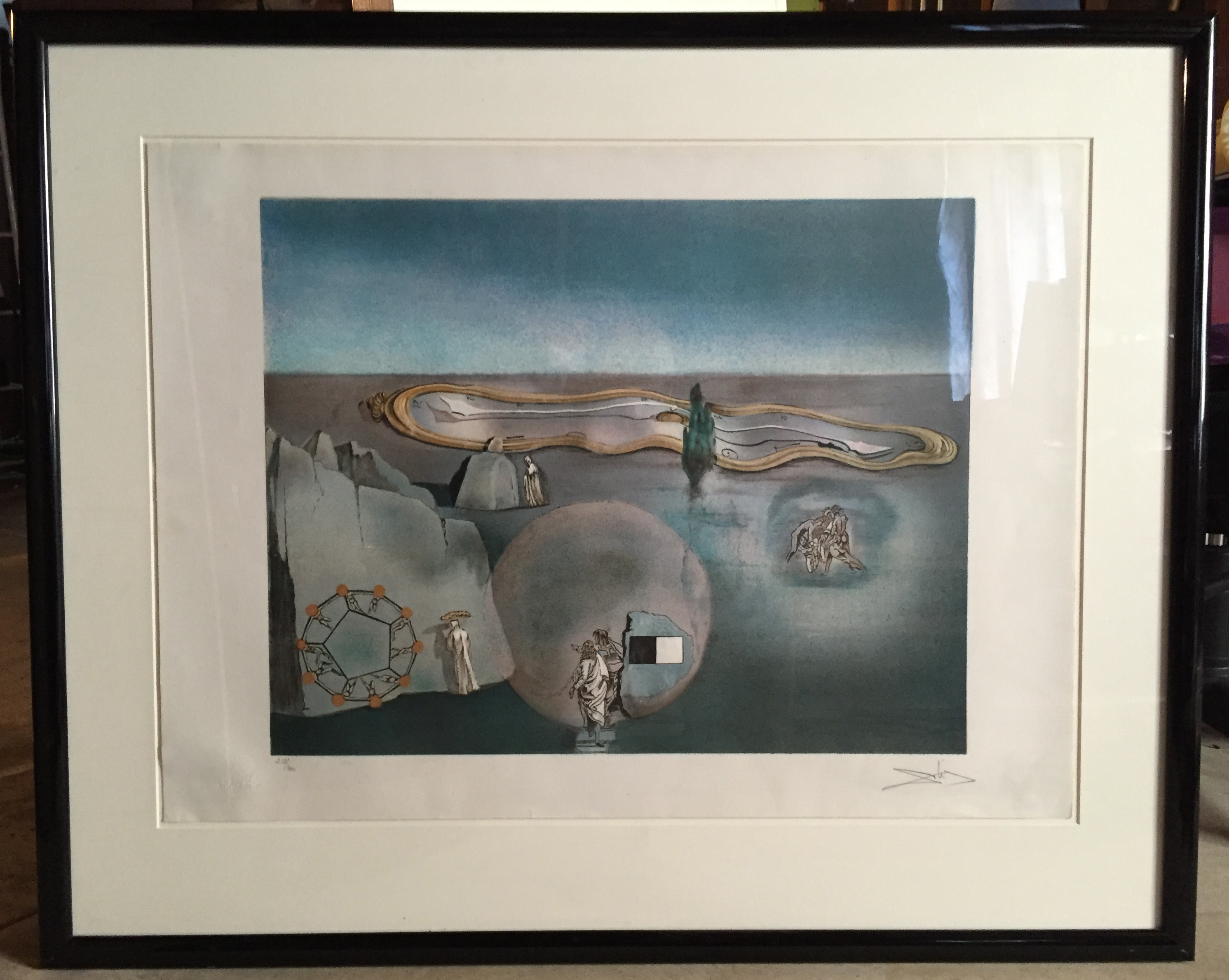 "Salvador Dali – In Search of the Fourth Dimension (""En Busca de la ..."